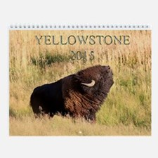 Yellowstone Wall Calendar