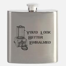 Unique Morbid Flask