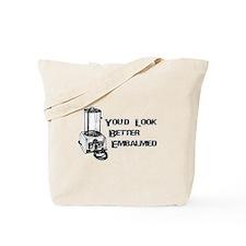 Unique Coffin Tote Bag