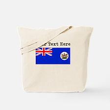 Custom Hong Kong Flag Tote Bag