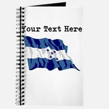 Custom Honduras Flag Journal