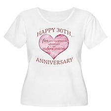 30th. Anniver T-Shirt