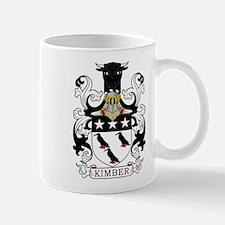 Kimber Coat of Arms Mugs