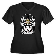 Kimber Coat of Arms Plus Size T-Shirt