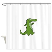 Later Gator Shower Curtain