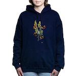Butterfly 29.png Women's Hooded Sweatshirt