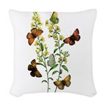 Butterfly 29.png Woven Throw Pillow