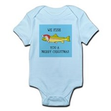 SANTA FISH Body Suit