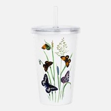 Butterfly 29.png Acrylic Double-wall Tumbler