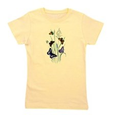 Butterfly 29.png Girl's Tee