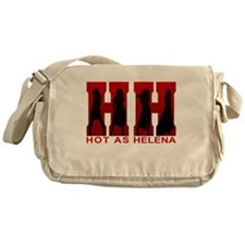 Hot as Helena Messenger Bag