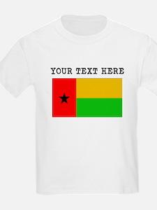 Custom Guinea Bissau Flag T-Shirt