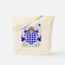 Telford Coat of Arms Tote Bag