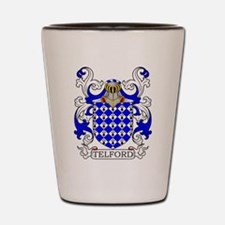 Telford Coat of Arms Shot Glass