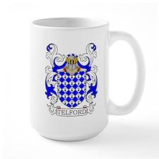 Telford Coat of Arms Mugs