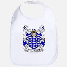 Telford Coat of Arms Bib