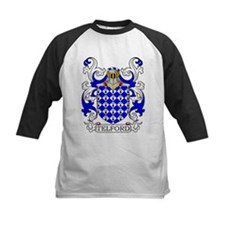 Telford Coat of Arms Baseball Jersey