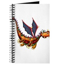 Goofy Flying Dragon Journal