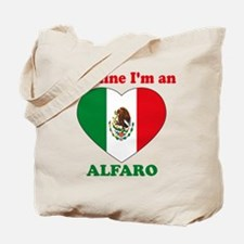 Alfaro, Valentine's Day Tote Bag