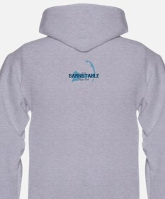 Barnstable - Cape Cod - Lobster. Hoodie