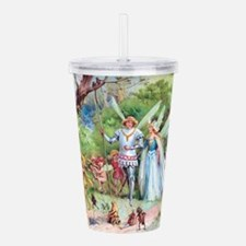gnomes010_16x20.png Acrylic Double-wall Tumbler