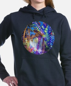 10x14_Midsummer nights dream.png Women's Hooded Sw