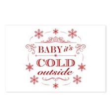 Winter Joy - Winter Wonde Postcards (Package of 8)