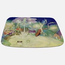 The Fairy Circus007_10x14.png Bathmat