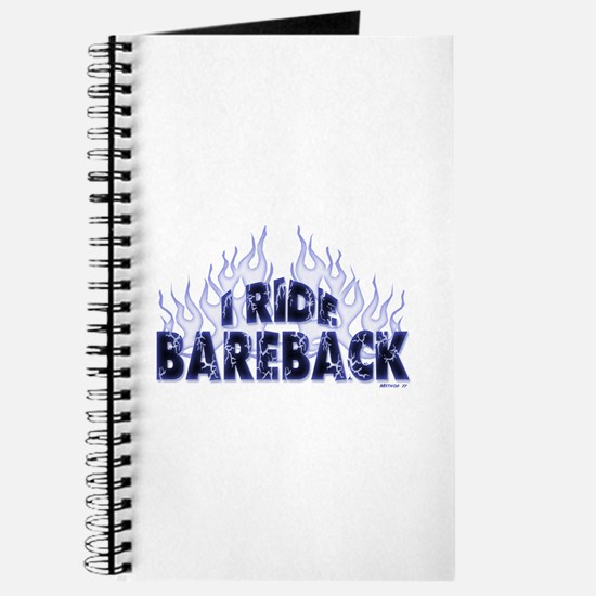 I ride Bareback Journal