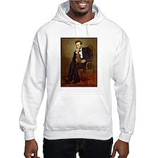 Lincoln's Dachshund Hoodie