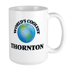World's Coolest Thornton Mugs