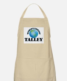 World's Coolest Talley Apron