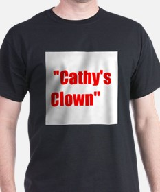 Cathy's Clown song T-Shirt