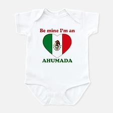 Ahumada, Valentine's Day Infant Bodysuit