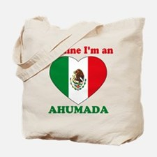 Ahumada, Valentine's Day Tote Bag