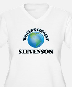 World's Coolest Stevenson Plus Size T-Shirt