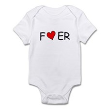 FARTER Infant Bodysuit