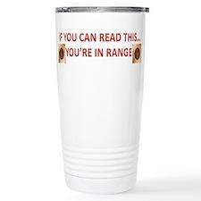 Cute Target Travel Mug