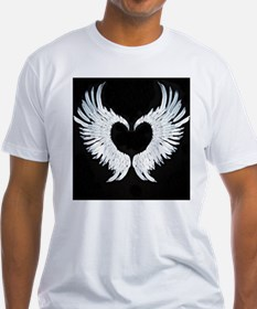Angelwings hear T-Shirt