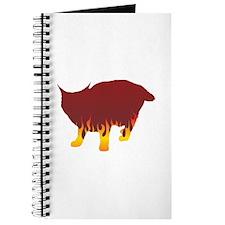 Pixie-Bob Flames Journal