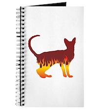 Shorthair Flames Journal