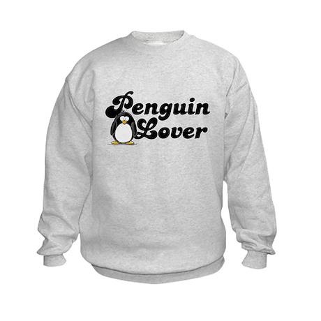 Penguin Lover Kids Sweatshirt