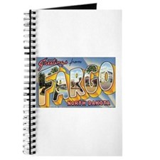 Fargo Postcard Journal