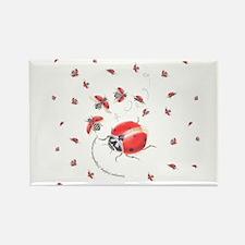 Ladybug, ladybug fly away Magnets