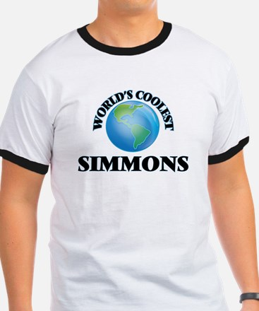 World's Coolest Simmons T-Shirt