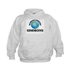 World's Coolest Simmons Hoodie