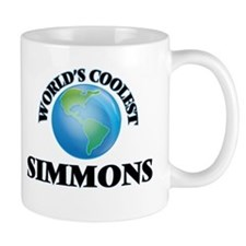 World's Coolest Simmons Mugs