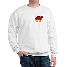 Manx Flames Sweatshirt