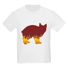 Manx Flames T-Shirt