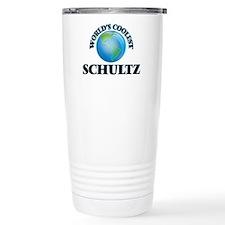 World's Coolest Schultz Travel Coffee Mug